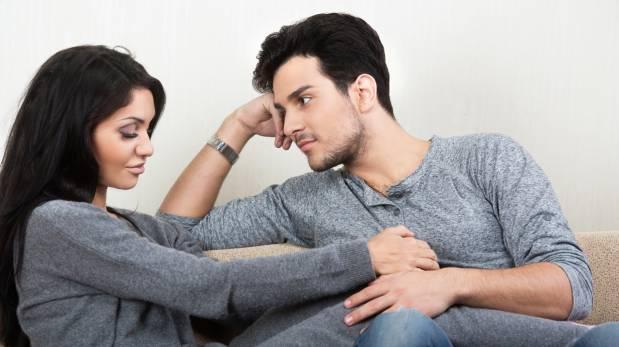 falta de confianza en la pareja